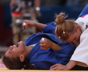 Read more about the article Londres 2012: Sarah Menezes é ouro e Felipe Kitadai fica com o bronze