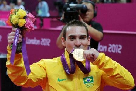 Read more about the article Londres 2012: Ouro no peito e ao menos dois bronzes garantidos