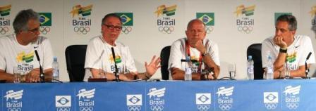 COB analisa Jogos de Londres e traça estratégia para melhorar o desempenho brasileiro em 2016