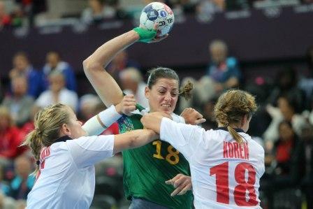 Read more about the article Londres 2012: Brasil leva virada e está fora do torneio de Handebol feminino