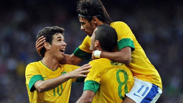 Read more about the article Londres 2012: futebol brasileiro vence e busca o ouro