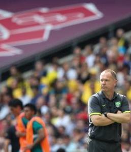 Um sonho que durou 40 segundos: Brasil cai diante do México e fica com a medalha de prata no futebol