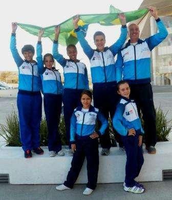 Read more about the article Panamericano: Mabel Provasi conquista o segundo bronze pela Seleção Brasileira