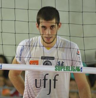 Luan e Lucão, da UFJF, convocados para a seleção brasileira