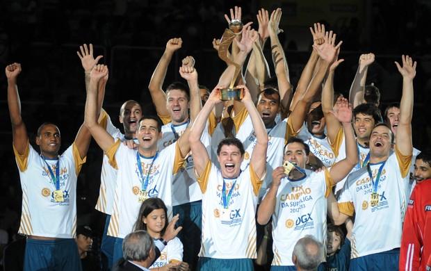 Read more about the article RJX é campeão da Superliga de Vôlei