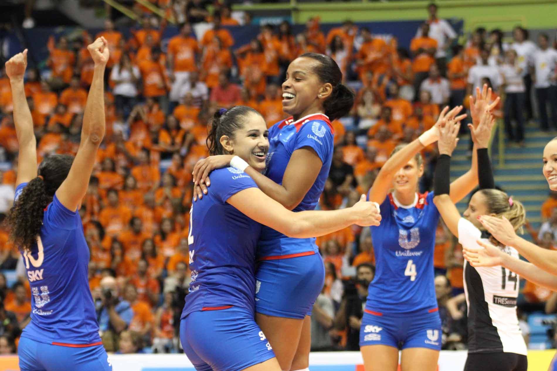 Read more about the article De virada é mais gostoso! Meninas do Rio campeãs