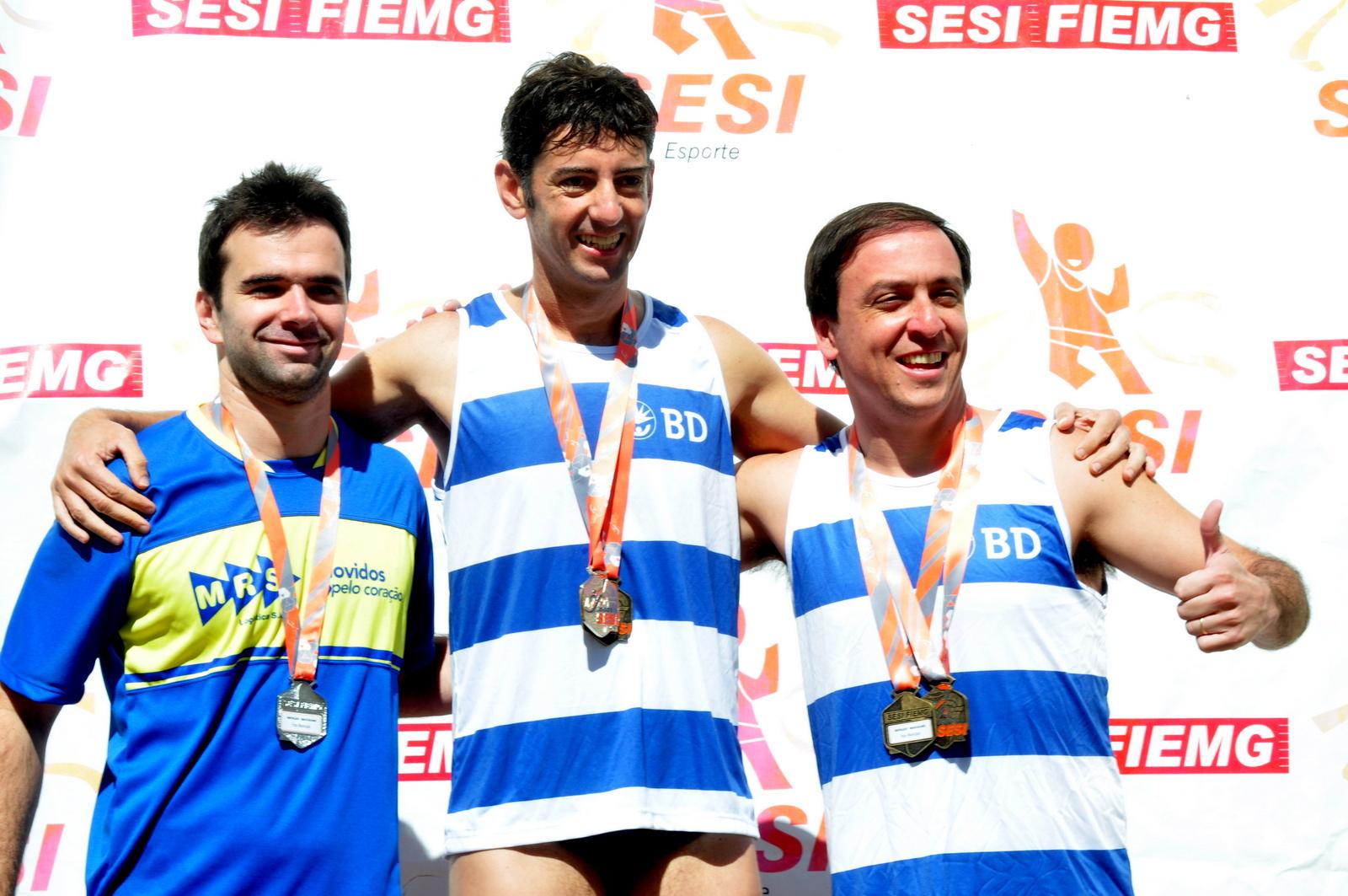 Jogos Sesi: BD campeã na classificação geral