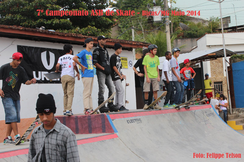 Juizforanos se destacam no 7° Campeonato de Skate ASB