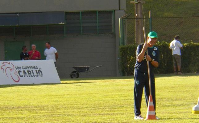 Read more about the article Emocionado, Drubscky relembra título de 2011 e pede sequência de trabalho no futebol