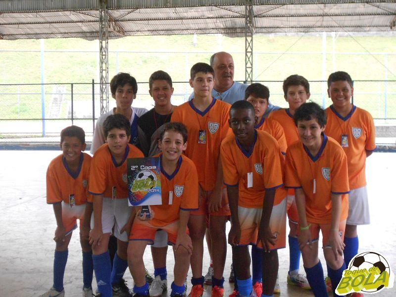 2ª Copa Toque de Bola Futsal: veja o gol do título do São Mateus na incrível final da categoria sub-13