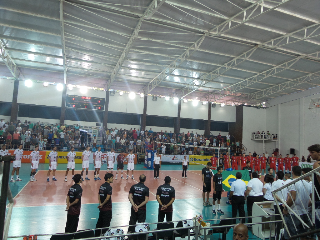Read more about the article Federal brilha, vence Sesi por 3 sets a 2 e segue na briga por vaga