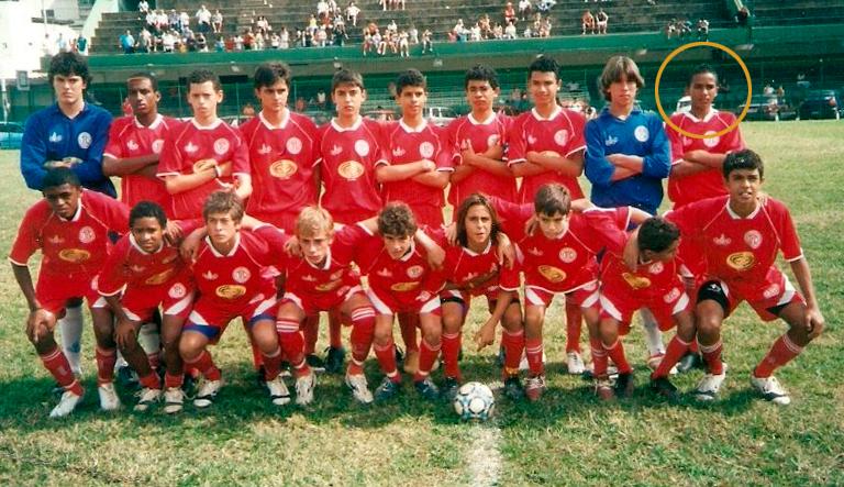 Read more about the article Você sabia? Hoje na Seleção e contratado pelo Real Madrid, Danilo começou na reserva do Tupynambás