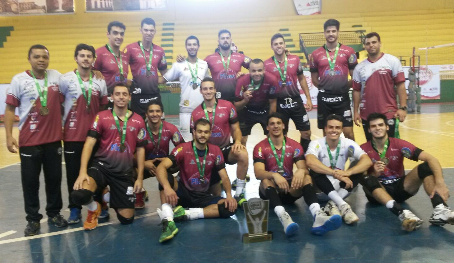 Read more about the article Vôlei masculino e handebol masculino de Juiz de Fora são campeões da Fase Estadual dos Jogos de Minas