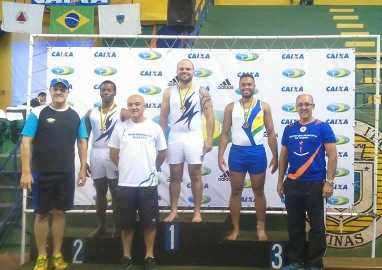 Read more about the article Mérito Panathlon 2015, Rafael lembra título brasileiro contrariando médico e fala em aposentadoria