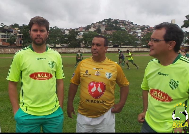 Novo vídeo do Toque de Bola: o Bonsucesso/ACI e a realidade que embala os sonhos da bola