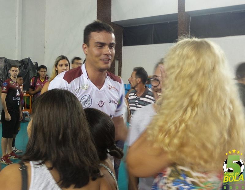 No ranking de atletas da CBV, Renato e Fábio Paes são os destaques do JF Vôlei. Leia entrevista do líbero