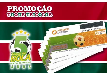 Toque de Bola lança promoção de ingressos para Flu x Atlético. Saiba como concorrer