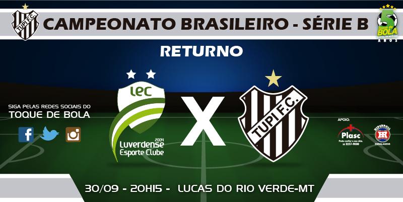 """Ricardinho minimiza distância até Lucas do Rio Verde: """"É a nossa realidade"""".  Siga Luverdense x Tupi pelo Toque"""
