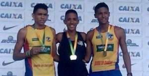 Projeto Atletismo Cria/UFJF revela mais um talento