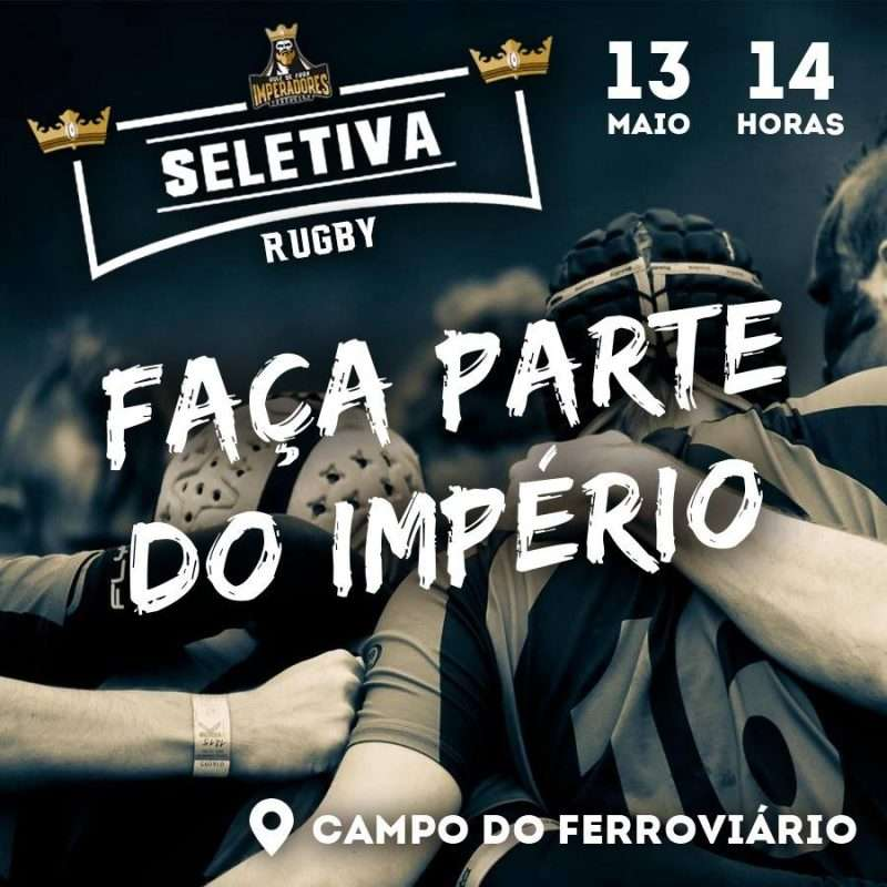 Read more about the article JF Imperadores Rugby: seletiva dia 13