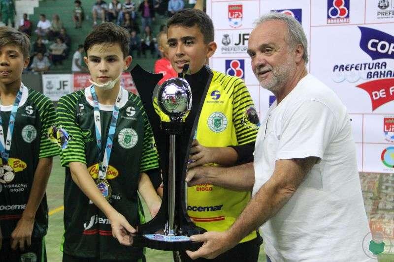 Com vídeos! Cobertura especial do Toque de Bola nas finais da Copa Prefeitura Bahamas de Futsal
