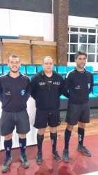 Rayan, Leandro e Léo Castro