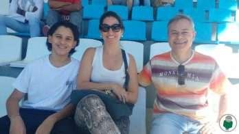 Gabriel, Diana e Rômulo: programa para a família e projeção de Juiz de Fora