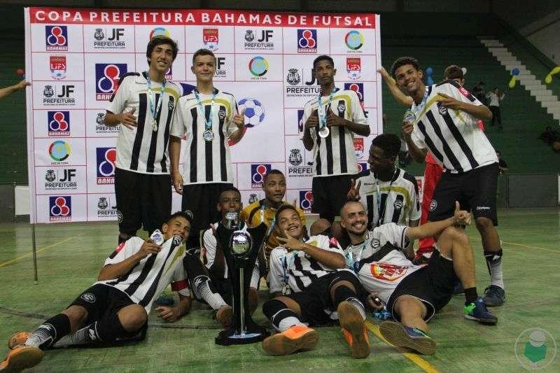 Futsal com vídeos! Três Rios, Sport, SB Tina Lanches e Biquense campeões