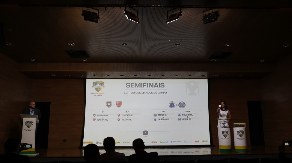 Read more about the article Copa do Brasil: Flamengo e Cruzeiro decidem semifinal em casa