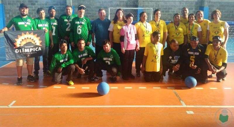 Semana Paralímpica: veja como foi o goalball