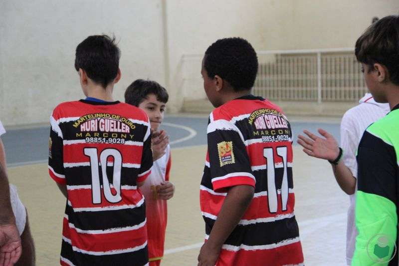 Read more about the article Copa Toque de Bola de Futsal tem sua primeira vez na Academia
