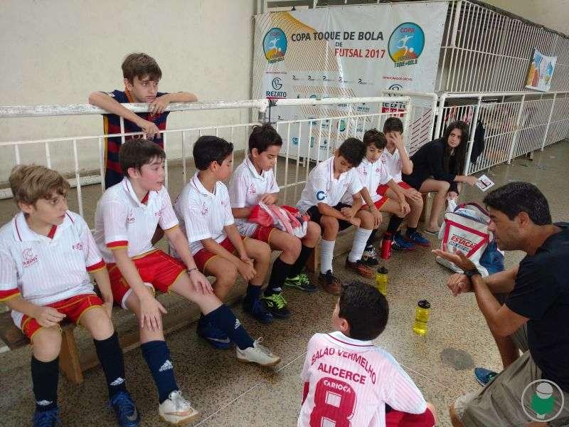 Read more about the article Com vídeos! Sucesso dentro e fora da quadra, Copa Toque de Bola de Futsal promete emoção na reta final