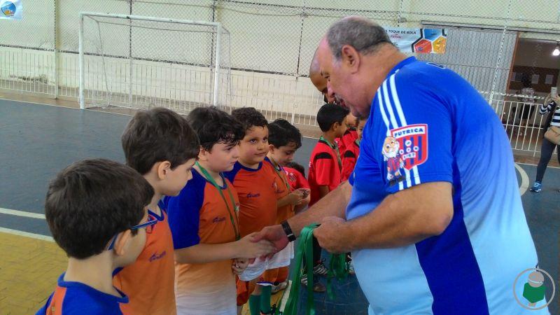 Read more about the article Copa Toque de Bola de Futsal: sucesso em 2017, novidades para 2018. Veja galeria de fotos