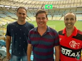 Leo Devanir, Léo Beire e Ricardo Bedendo
