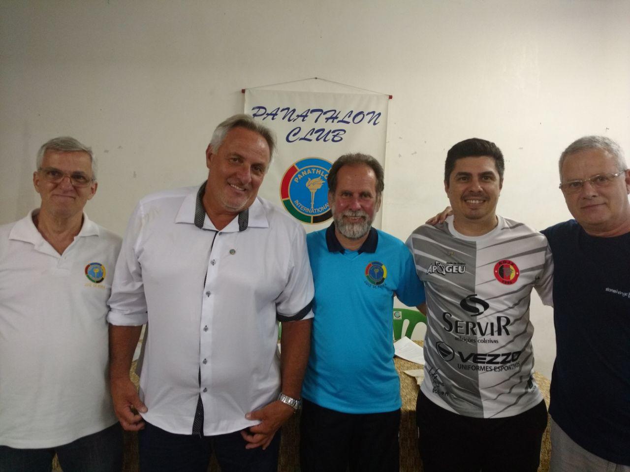 Read more about the article Eventos de futebol e natação movimentam agenda do Panathlon Club JF
