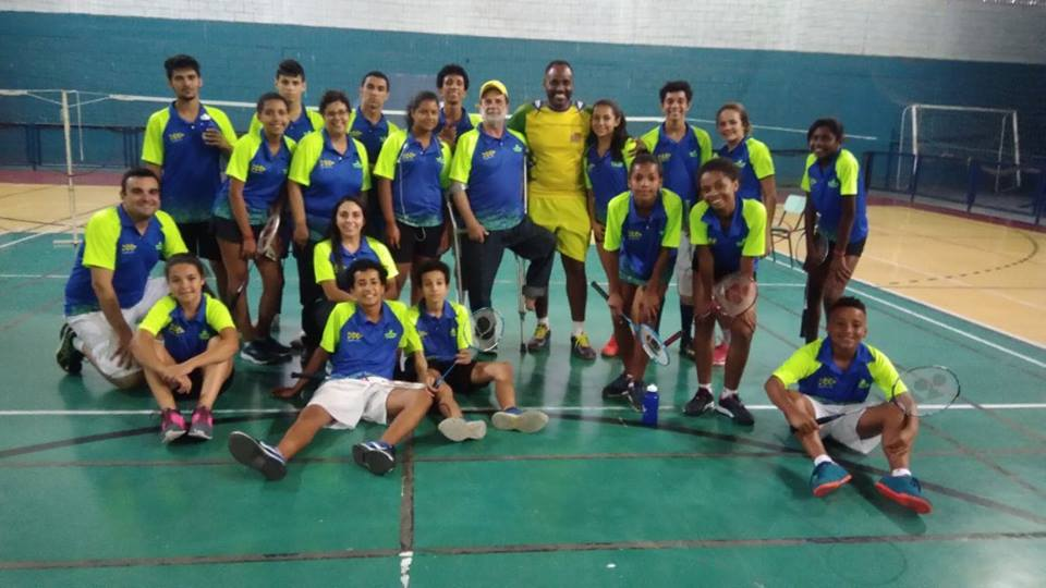 Read more about the article JF Open de Badminton: inscrições abertas