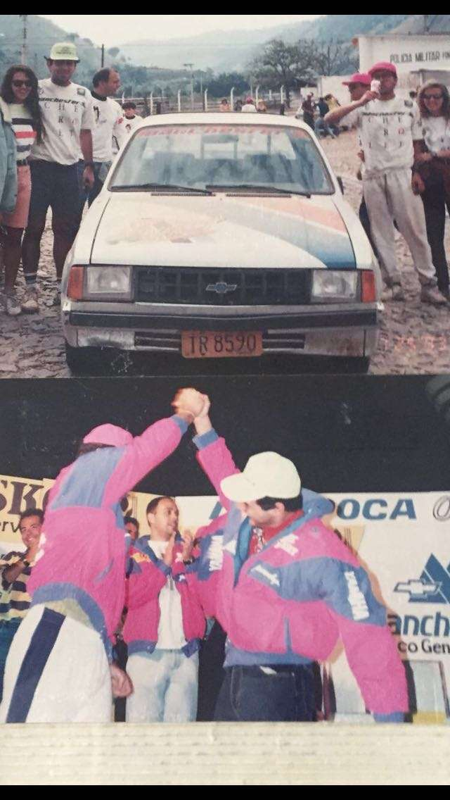 Campeão IOR 1993  Categoria Rally 4 x 2