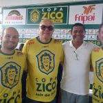Maurício Pelegrinetti, fernando Luiz Baldiotti, Gome e Léo Beire