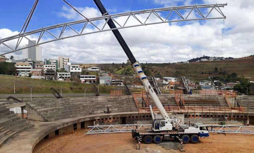 5707b4279 Ginásio Poliesportivo: PJF anuncia retomada de obras « Portal de ...
