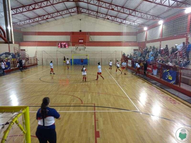 Read more about the article Jogos Sesi JF: divulgada nova classificação. Competição termina nesta 4ª