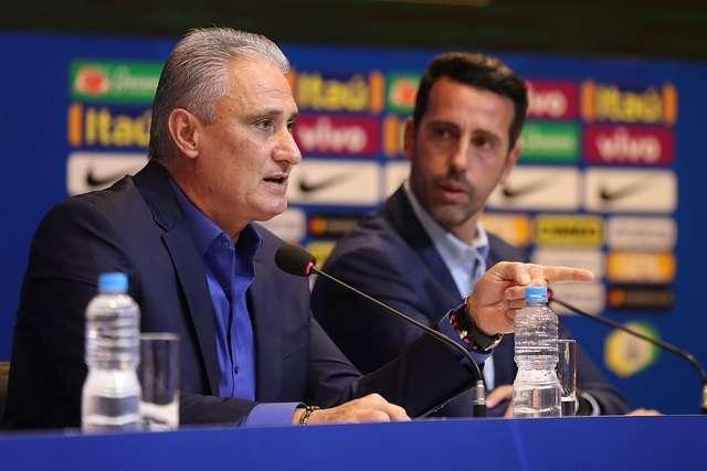 Tite convoca Seleção para amistosos e desfalca times brasileiros