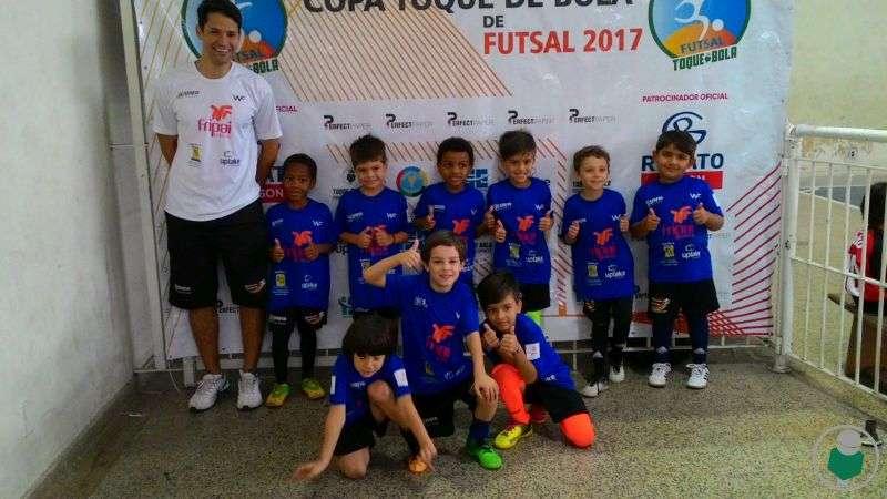 Read more about the article Eles estão de volta! Começa a sexta Copa Toque de Bola de Futsal