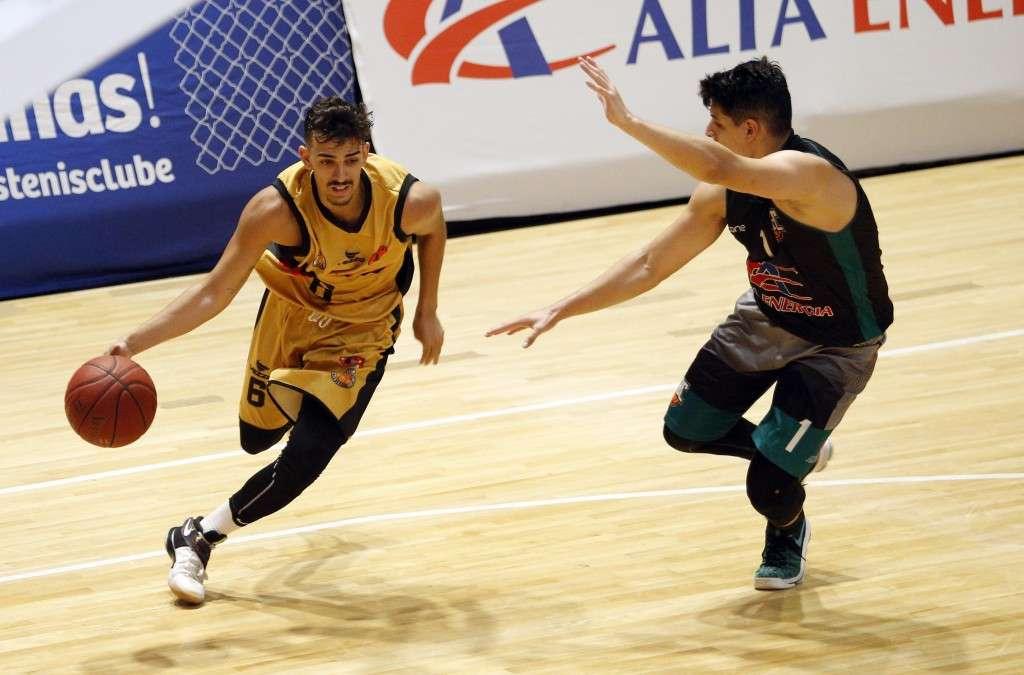 Animador! JF Basketball/Sport comemora boas atuações no Mineiro