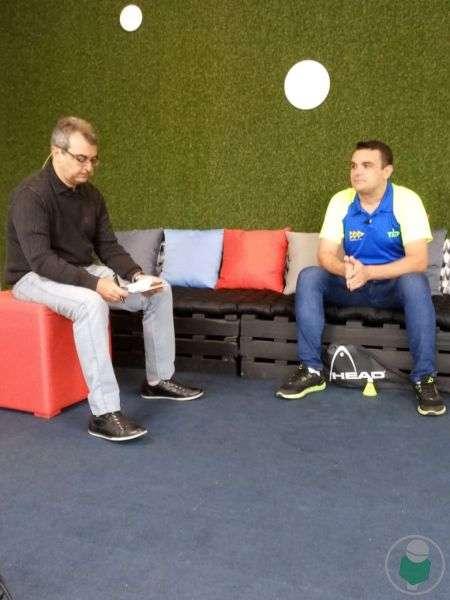 Read more about the article Raquetadas certeiras! Badminton é tema do Pautando o Esporte