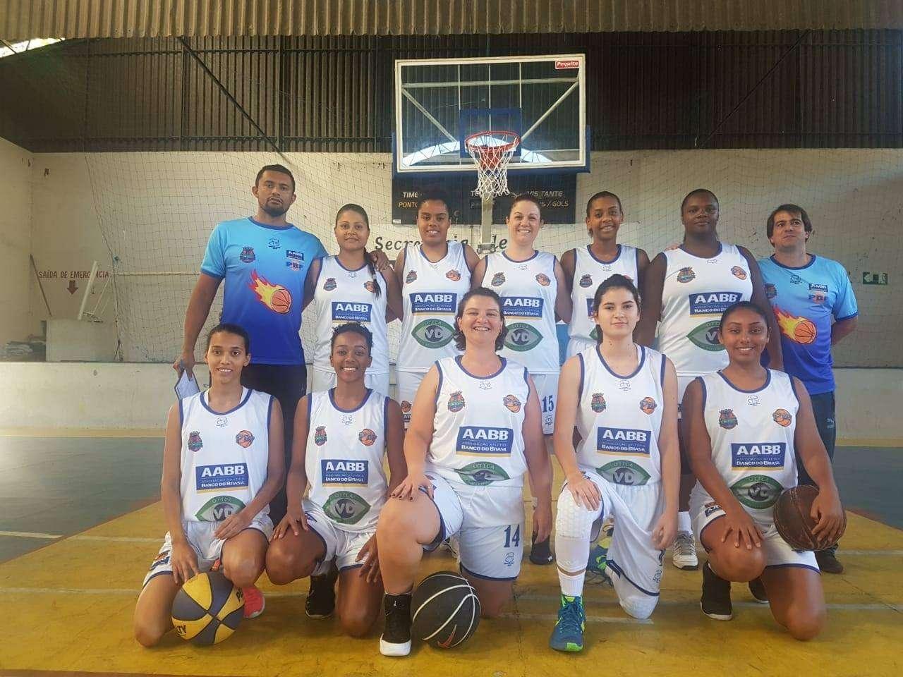 Sem verba! Equipe de basquete feminino desiste de ir à Regional do Jimi