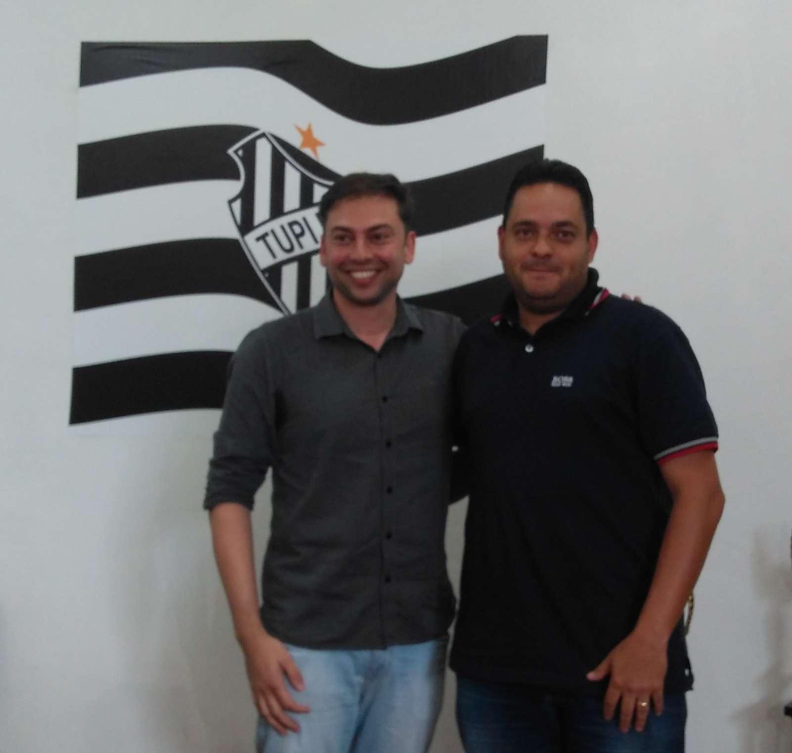 Read more about the article Com vídeo! Carijó e Baeta vão organizar e promover o Tu-Tu em conjunto
