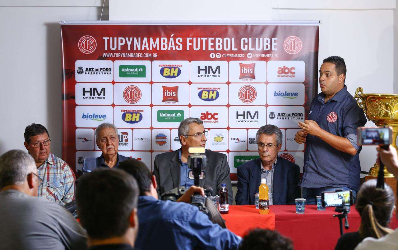 Read more about the article Experiente! Tupynambás terá atletas rodados na volta à elite do Mineiro