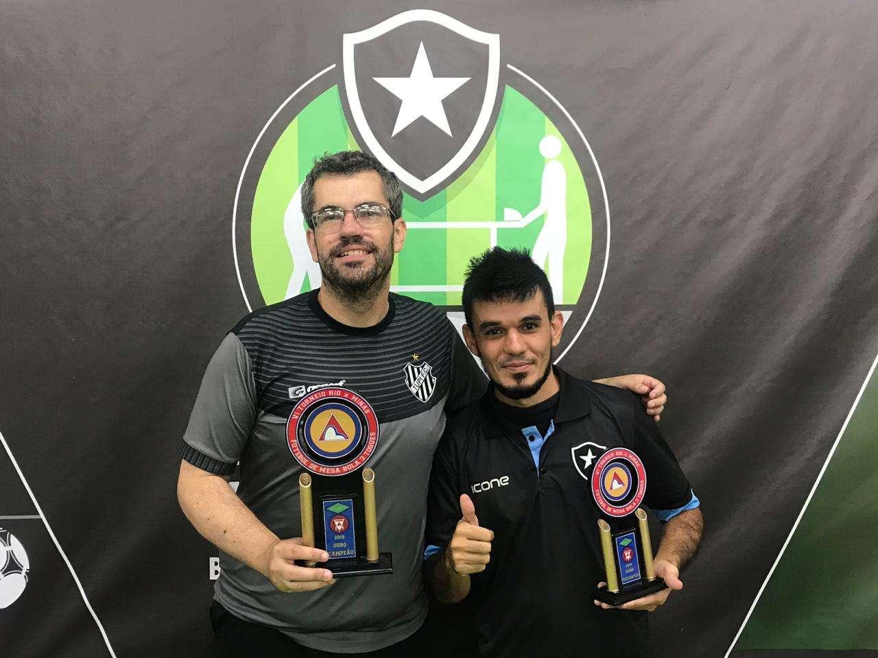 Read more about the article É Carijó! Marcus Motta, do Tupi, é campeão do Rio-Minas de futebol de mesa