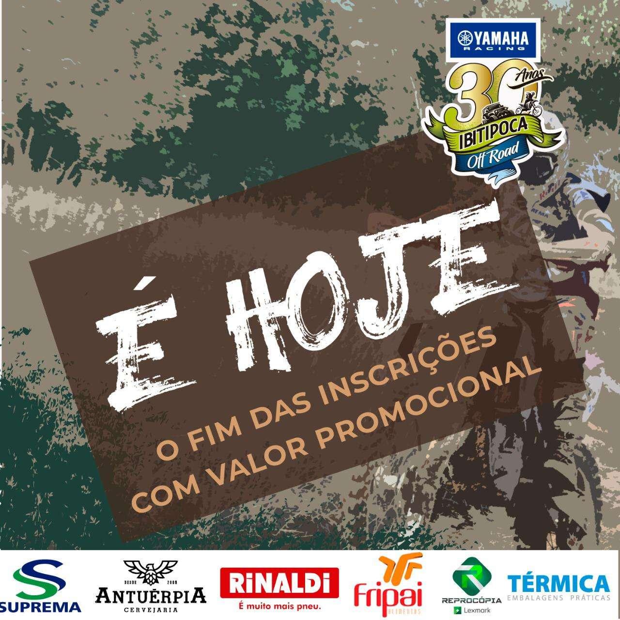 Read more about the article IOR Edição Histórica: termina nesta 5ª valor promocional das inscrições
