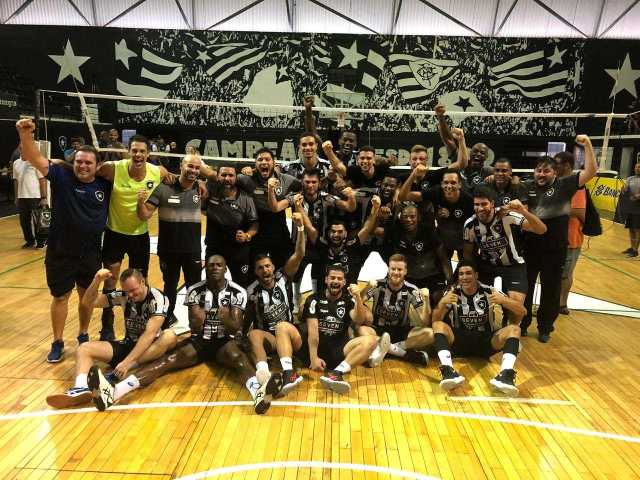 Supeliga B! Botafogo e Blumenau conquistam acesso e fazem final
